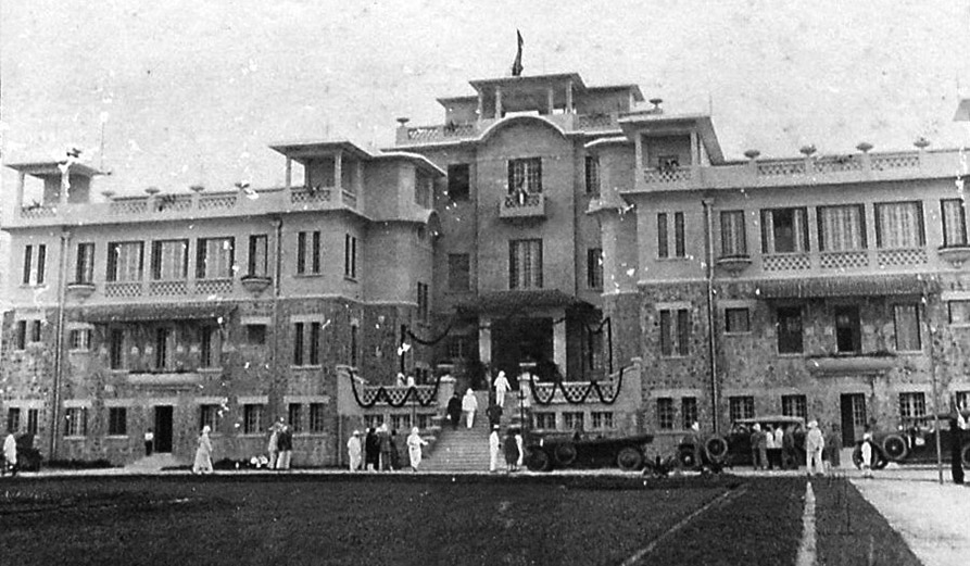 Le Bokor Palace in 1925