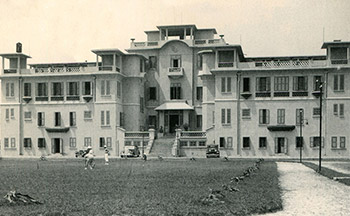 Le Bokor Palace in 1962